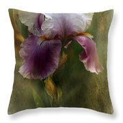 A Thing Of Beauty ... Throw Pillow
