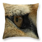 A View To A Kill Throw Pillow