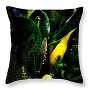 A Walk In The Woods 4 Throw Pillow