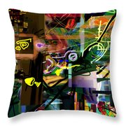 A Way To Bring The World To Tsheuvah 14 Throw Pillow