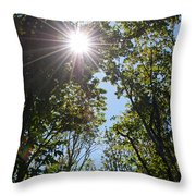 Aaronic Priestly Blessing Throw Pillow