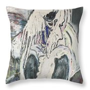 Aasimah Throw Pillow