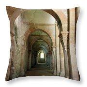 Abbey Fontenay I Throw Pillow
