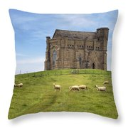 Abbotsbury Throw Pillow