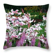 Abby Aldrich Rockefeller Throw Pillow
