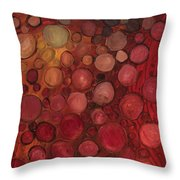 Abby Normal Throw Pillow