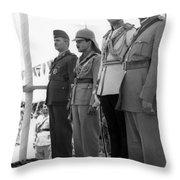 Abdullah I (1882-1951) Throw Pillow