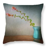 Abelia  Throw Pillow