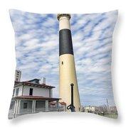 Abescon Lighting New Jersey Throw Pillow