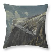 Above The Timberline Throw Pillow