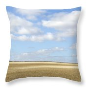 Above Us Only Sky 2 Throw Pillow