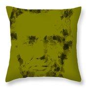 Abraham Lincoln 4 Throw Pillow