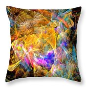 Abs 0397 Throw Pillow