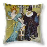 Absinthe Pariaienne Dsc05583 Throw Pillow