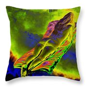 Absorbed By Tales Of Books Throw Pillow