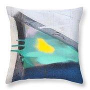 Absrtact Throw Pillow
