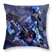 Abstarct 882122022 Throw Pillow