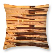 Abstracified Throw Pillow