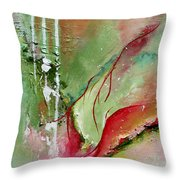 Abstract # 10 - Original Available Throw Pillow
