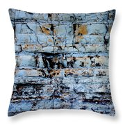 Abstract 01b Throw Pillow