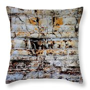 Abstract 01c Throw Pillow