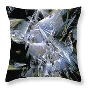 Abstract 0245 - Marucii Throw Pillow
