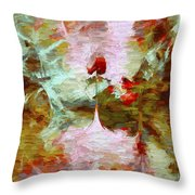 Abstract Series 07 Throw Pillow