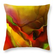 Abstract 070213 Throw Pillow