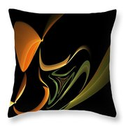 Abstract 092713 Throw Pillow