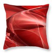 Abstract 097 Marucii Throw Pillow