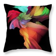 Abstract 112313 Throw Pillow
