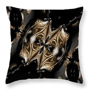 Abstract 131 Throw Pillow