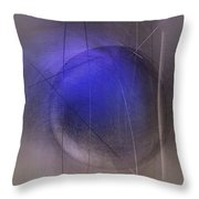 Abstract 146-2015 Throw Pillow