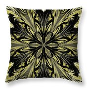 Abstract 146 Throw Pillow
