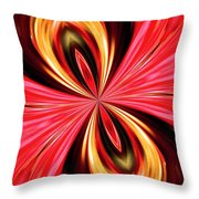 Abstract 151 Throw Pillow