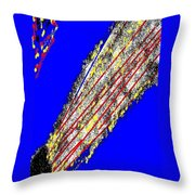 Abstract #16 Throw Pillow