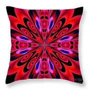 Abstract 170 Throw Pillow