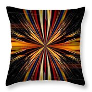 Abstract 171 Throw Pillow