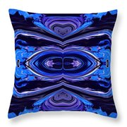 Abstract 175 Throw Pillow
