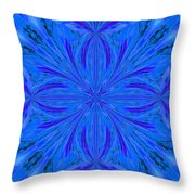 Abstract 206 Throw Pillow