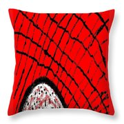 Abstract #23 Throw Pillow