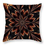 Abstract 288 Throw Pillow