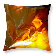 Abstract 3333 Throw Pillow