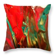 Abstract 3334 Throw Pillow