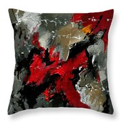 Abstract 3341201 Throw Pillow
