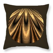 Abstract 338 Throw Pillow
