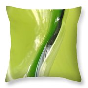 Abstract 3552 Throw Pillow