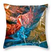 Abstract 3615 Throw Pillow