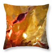 Abstract 3616 Throw Pillow
