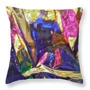Abstract 3759 Throw Pillow